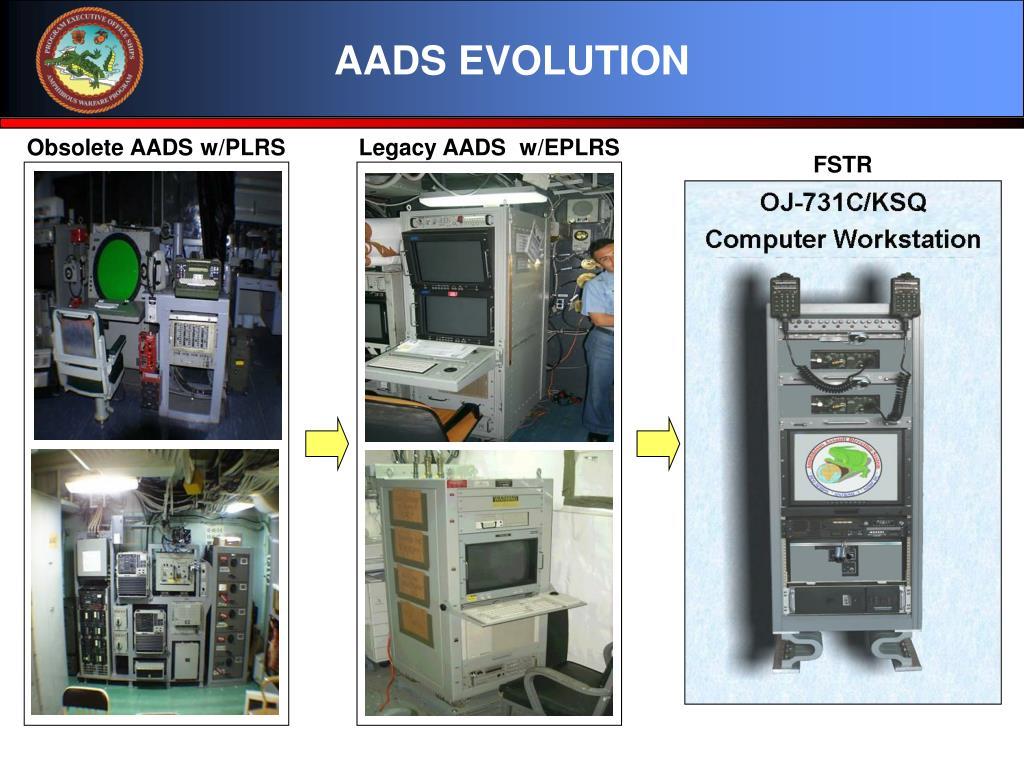 AADS EVOLUTION