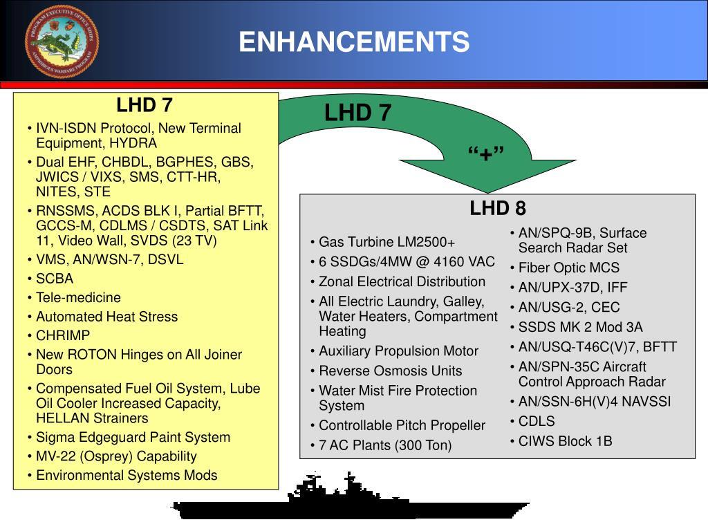 LHD 8