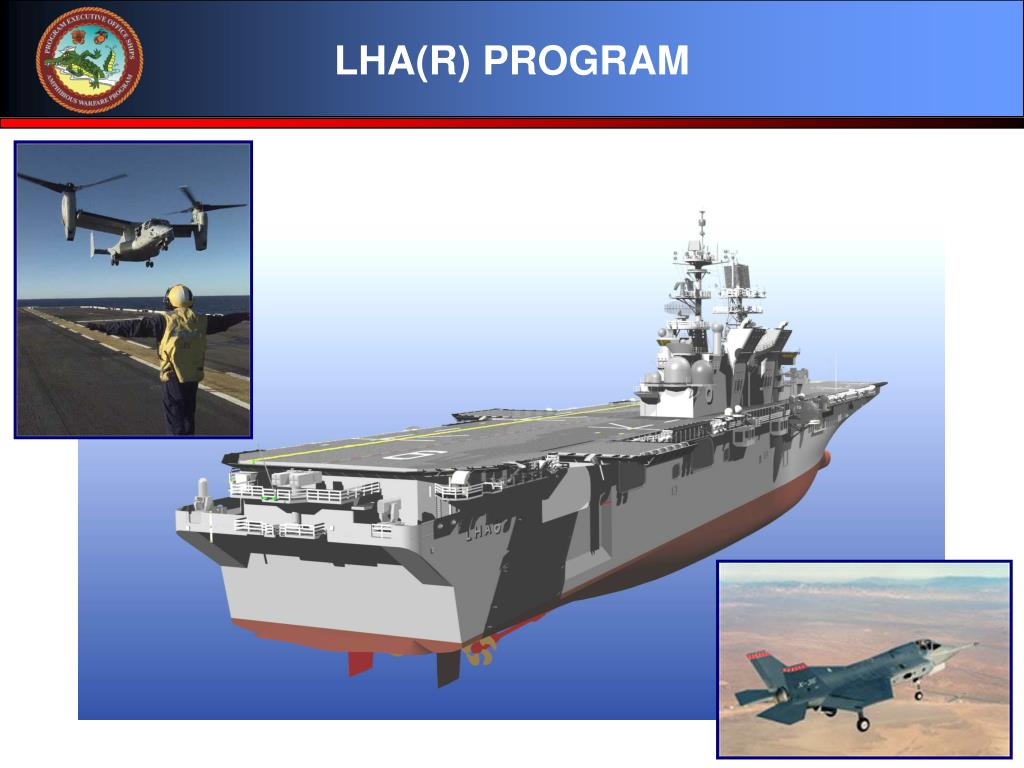 LHA(R) PROGRAM