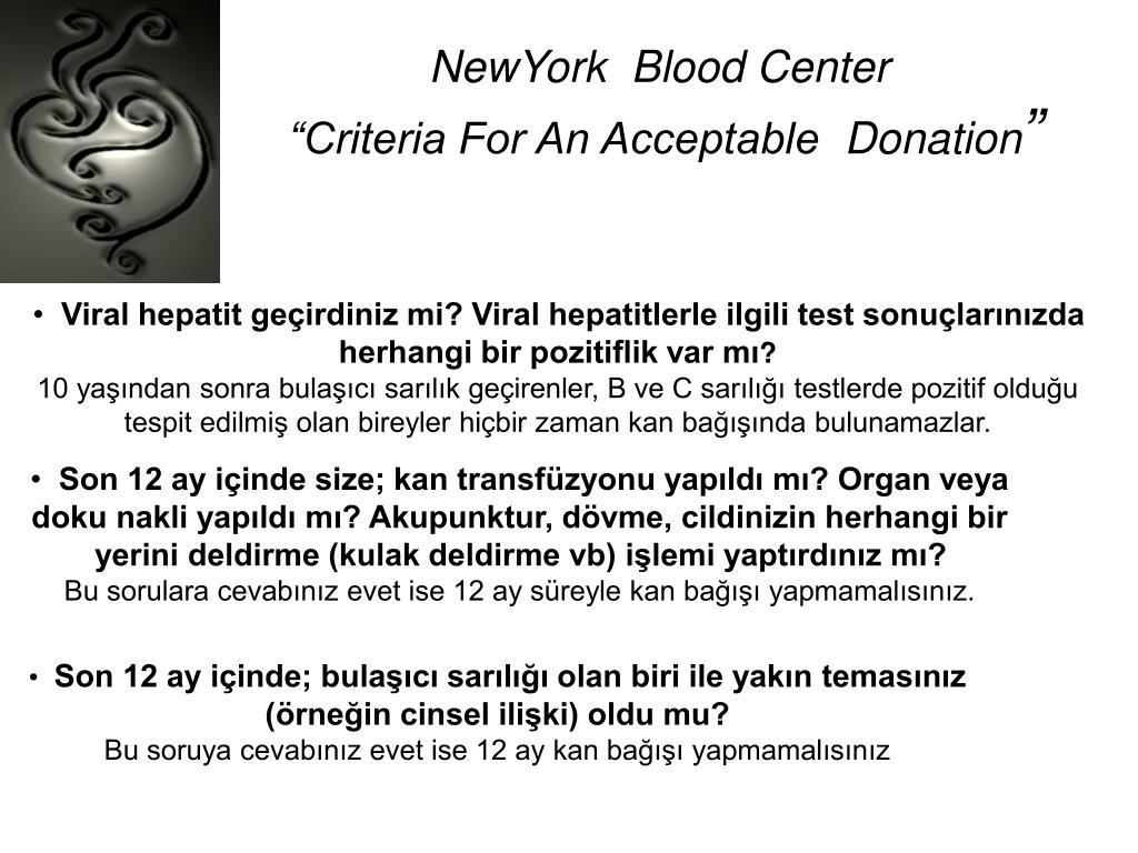 NewYork Blood Center