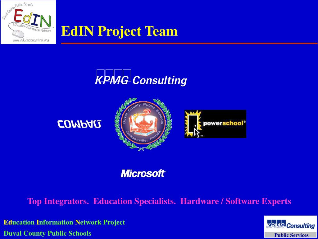 EdIN Project Team