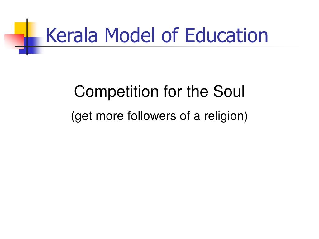 Kerala Model of Education