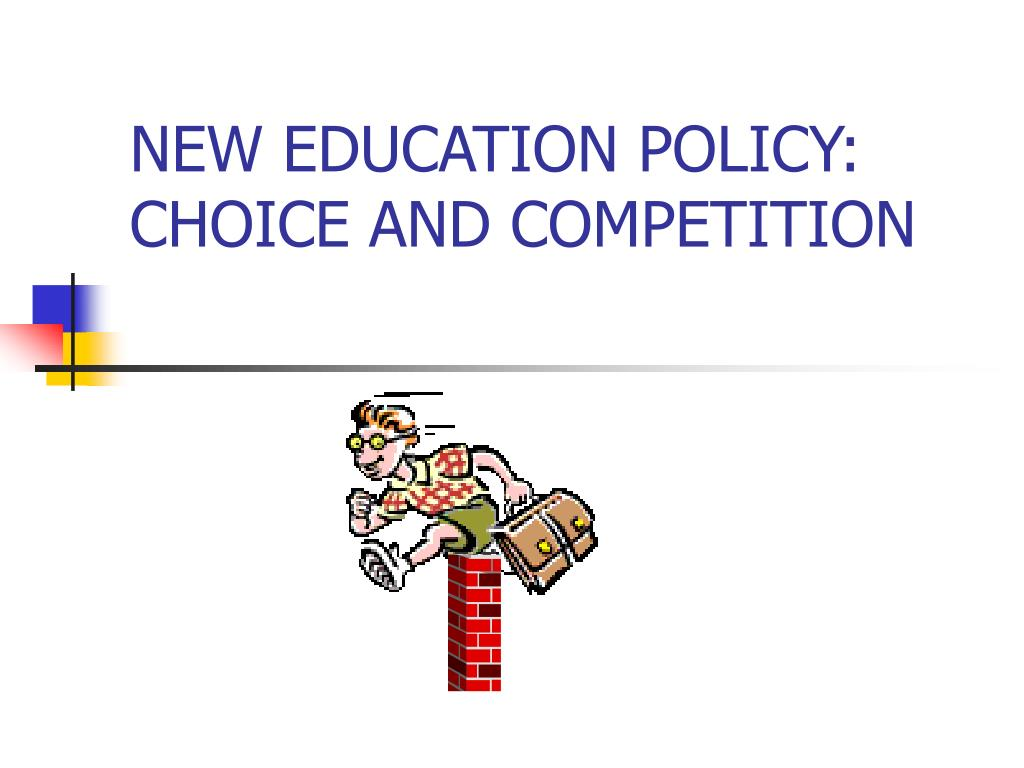 NEW EDUCATION POLICY: