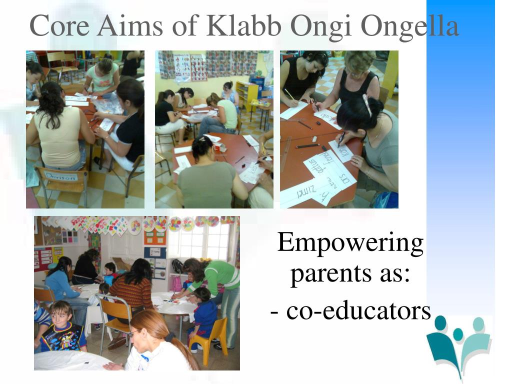 Core Aims of Klabb Ongi Ongella