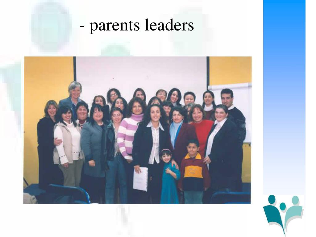 - parents leaders
