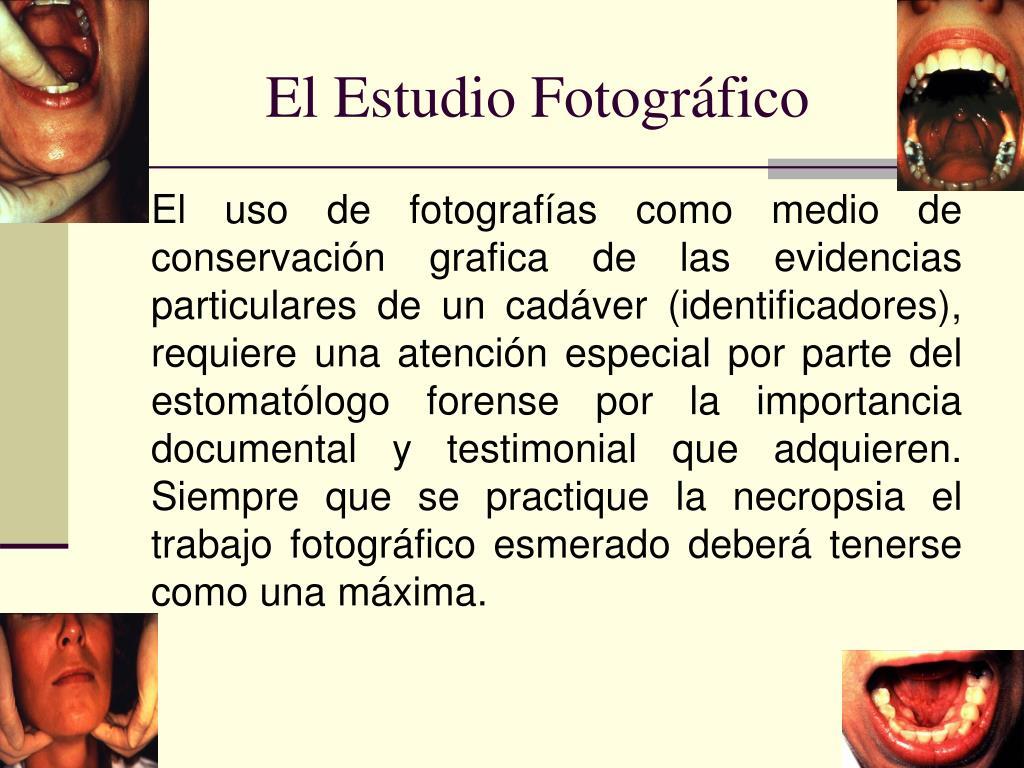 El Estudio Fotográfico