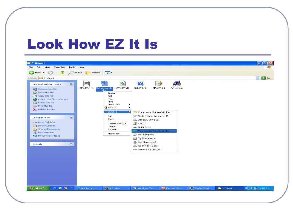 Look How EZ It Is