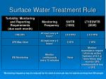 surface water treatment rule28