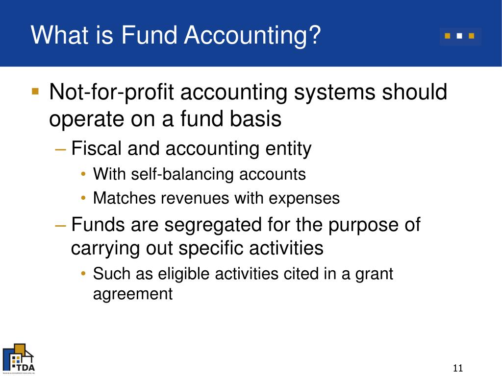 What is Fund Accounting?