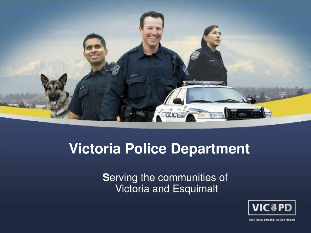 Victoria Police Department