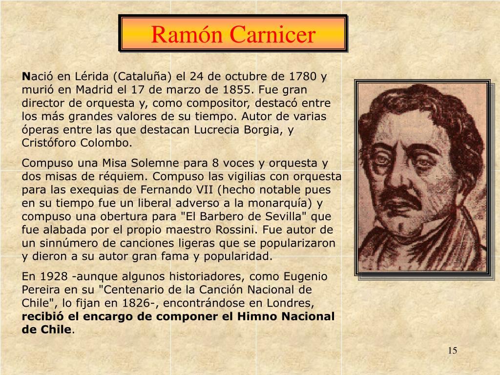 Ramn Carnicer