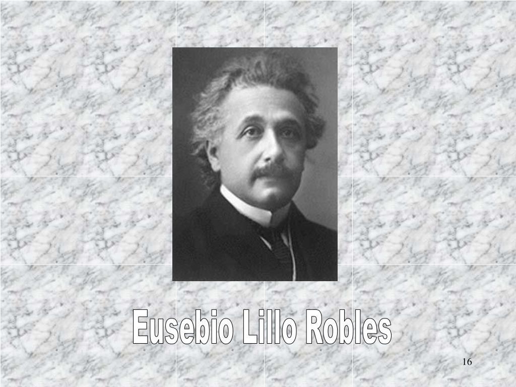 Eusebio Lillo Robles