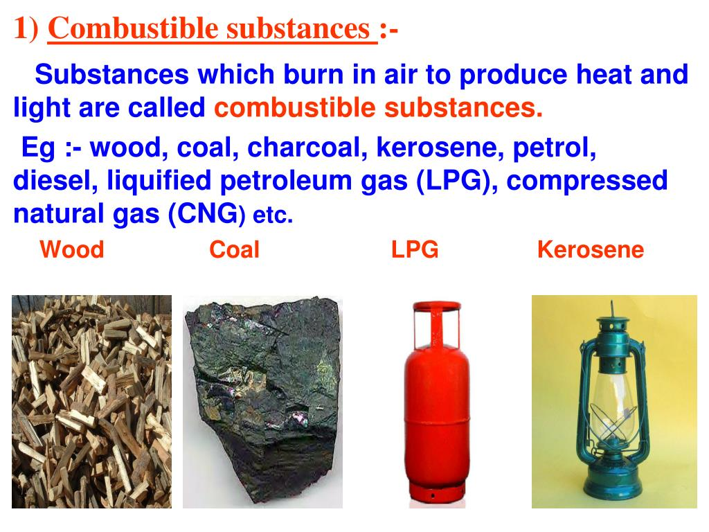 Ppt Chapter 6 Combustion And Flame Powerpoint