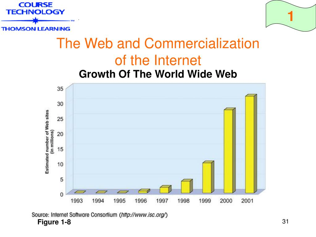 The Web and Commercialization