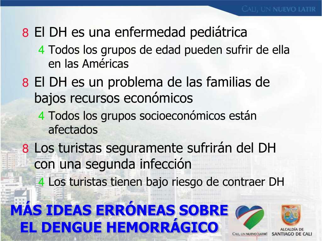 El DH es una enfermedad pediátrica