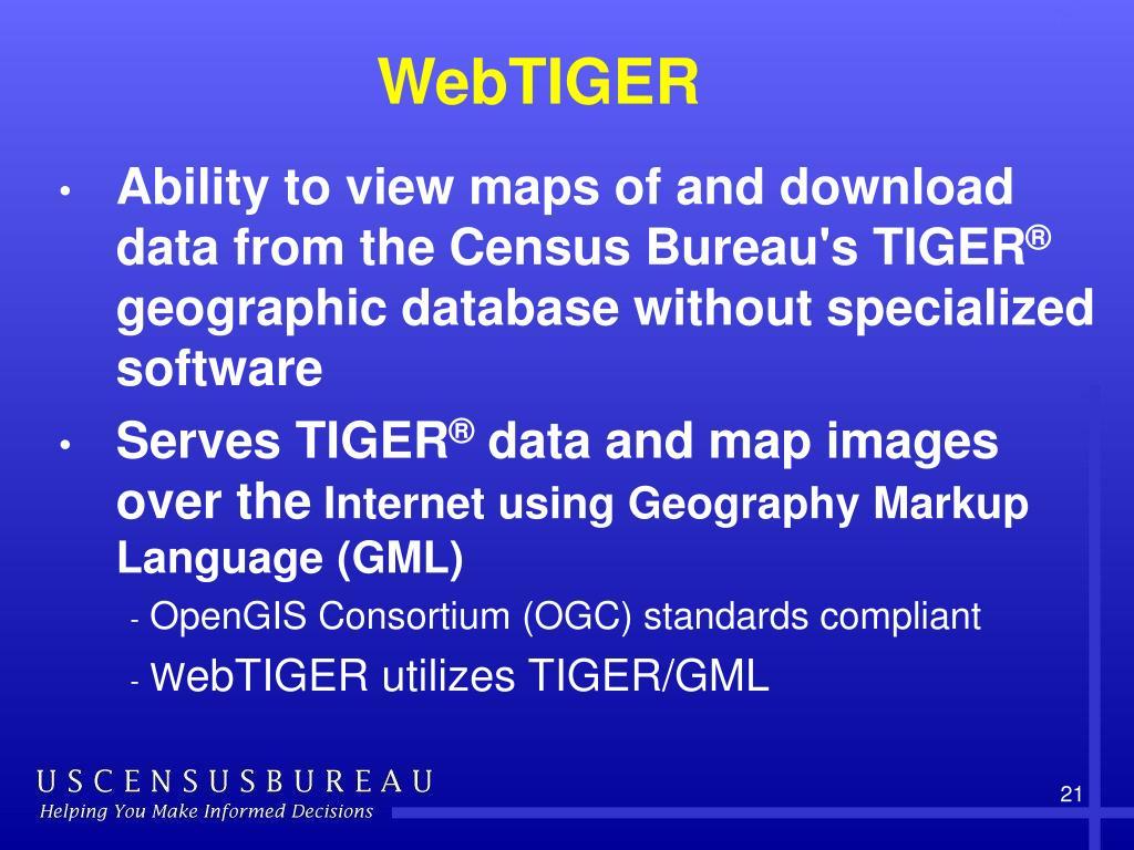 WebTIGER