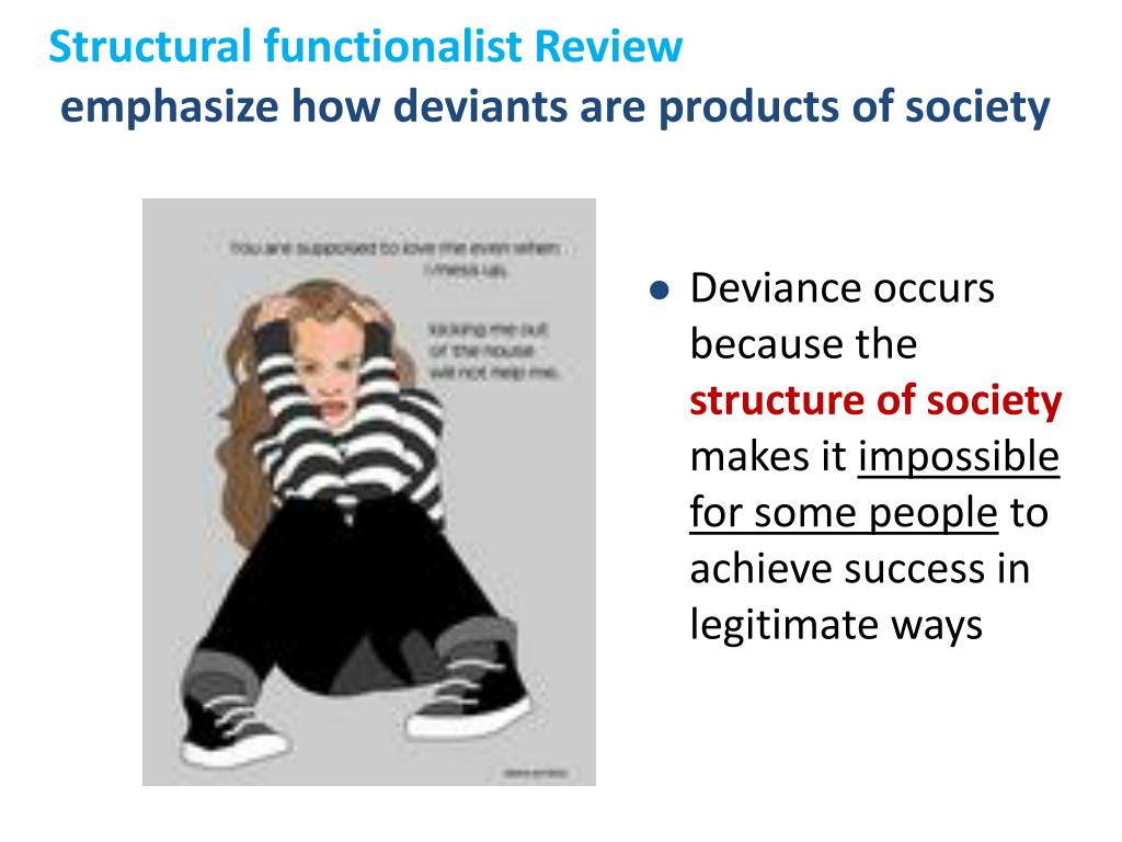 Structural functionalist Review