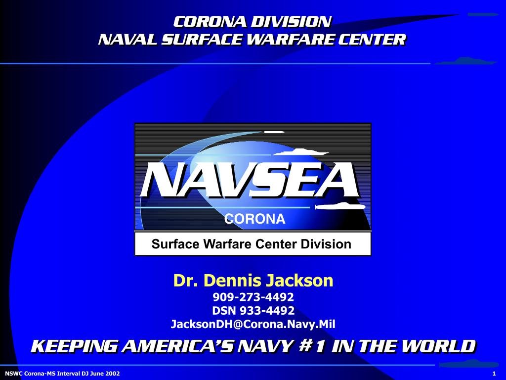 Dr. Dennis Jackson