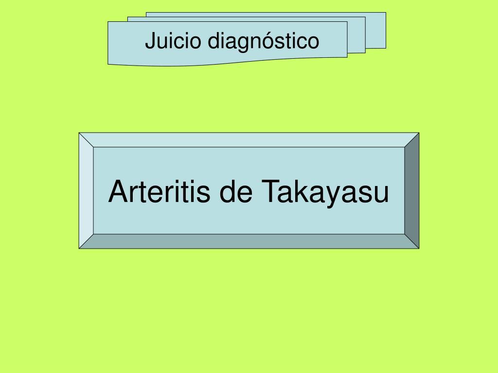 Juicio diagnóstico