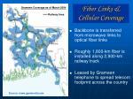 fiber links cellular coverage