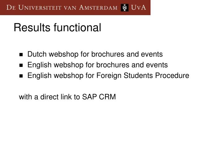 Dutch webshop for brochures and events