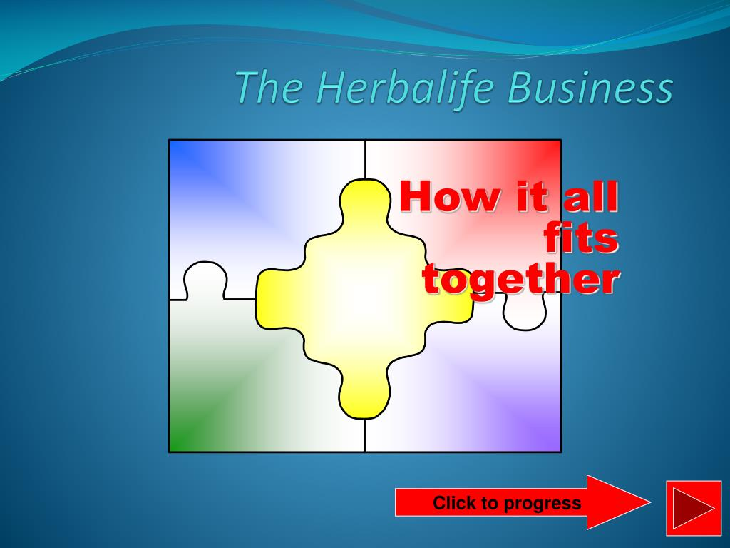 the herbalife business