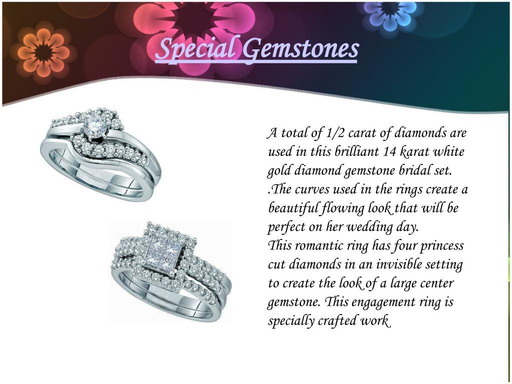 Special Gemstones