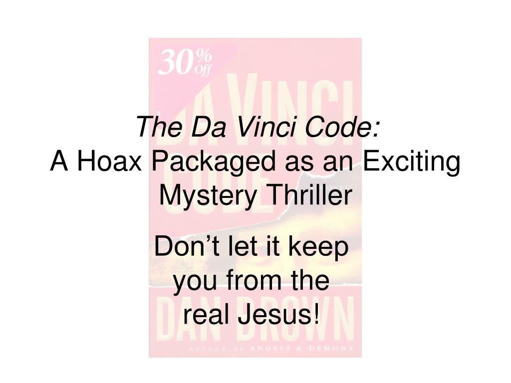 The Da Vinci Code: