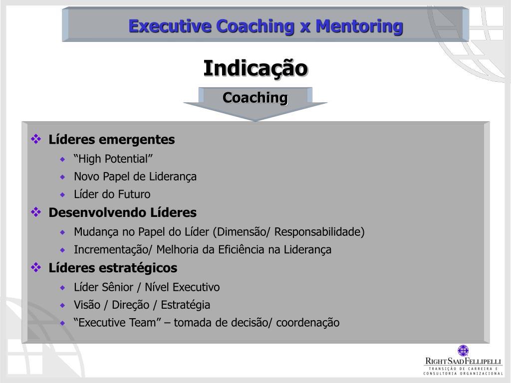 Líderes emergentes