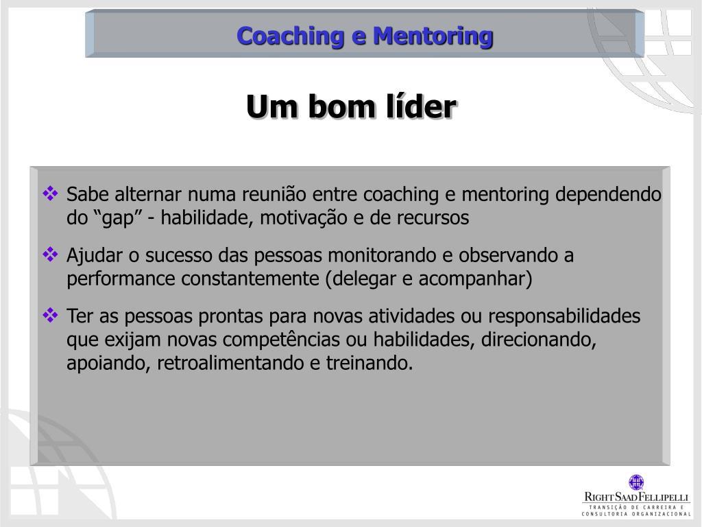 Coaching e Mentoring