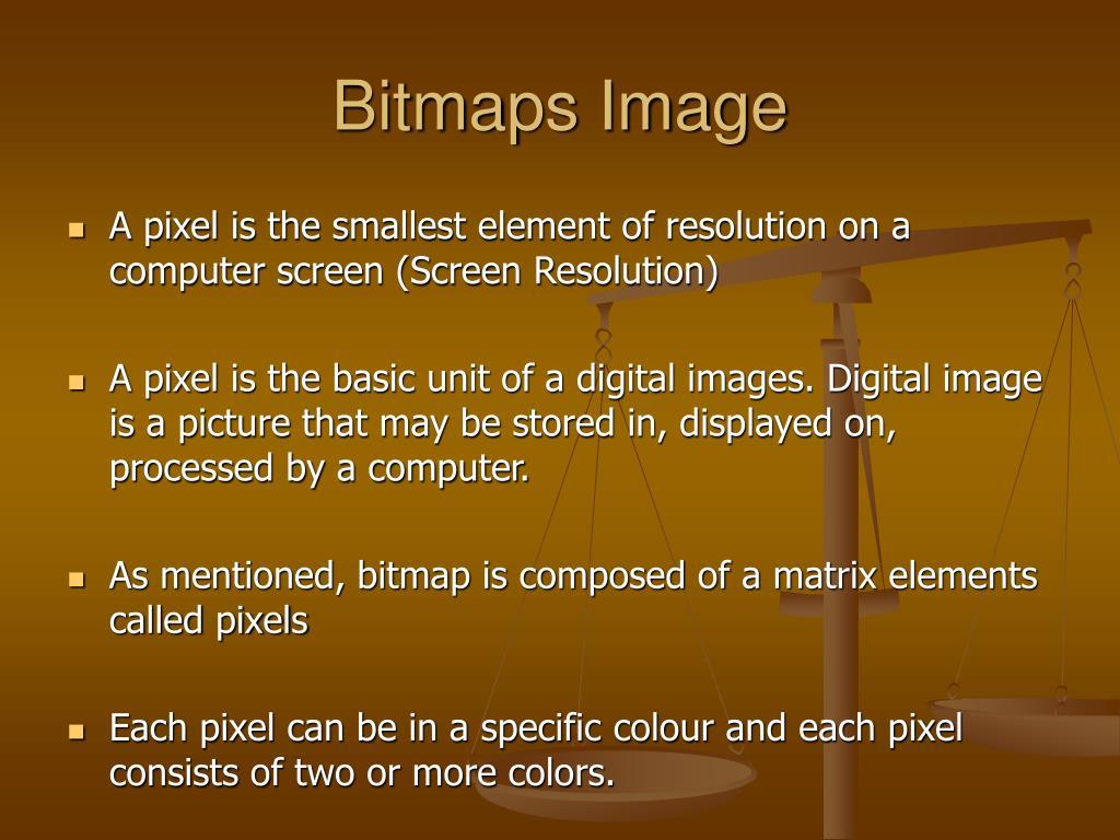 Bitmaps Image