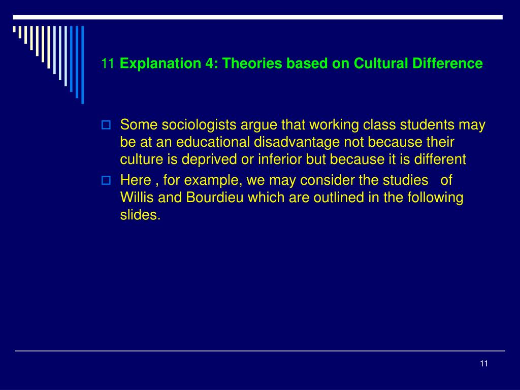 an explanation of social class Socio-economic class, or ses, is a more complex formulation than simply economic class, because it takes into account the social status attached to certain professions considered prestigious, like doctors and professors, for example, and to educational attainment as measured in degrees.