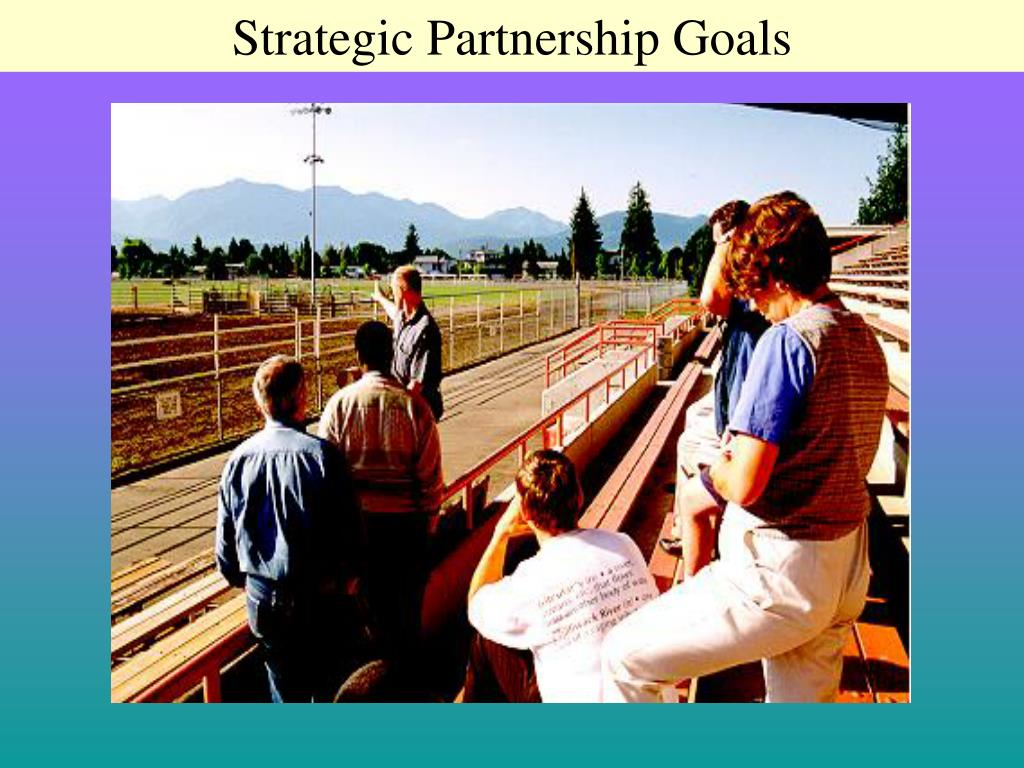Strategic Partnership Goals