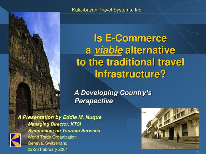 Kalakbayan travel systems inc