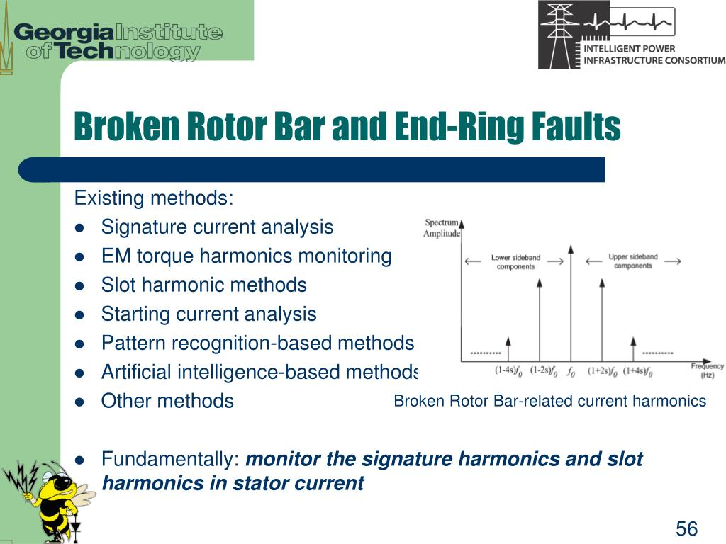 Broken Rotor Bar and End-Ring Faults