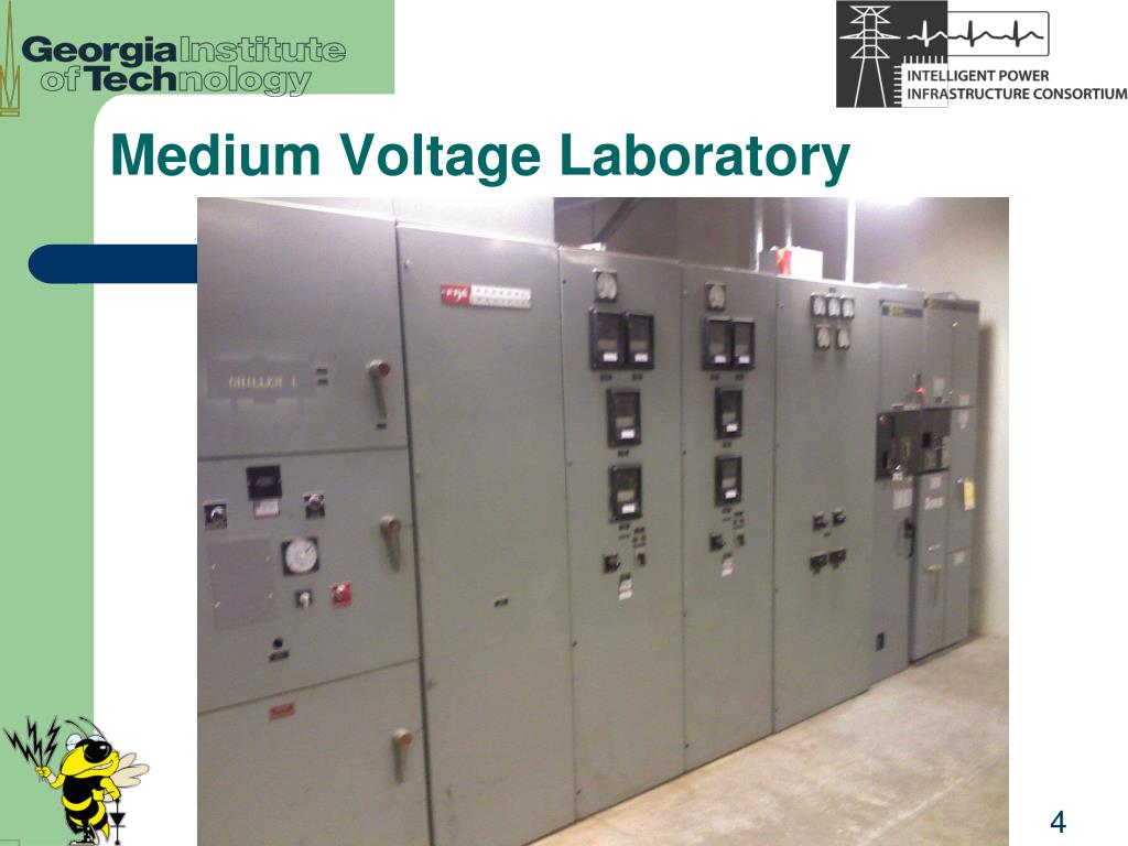 Medium Voltage Laboratory