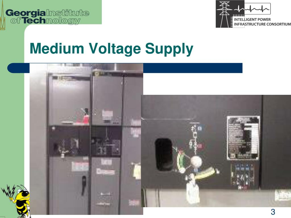Medium Voltage Supply
