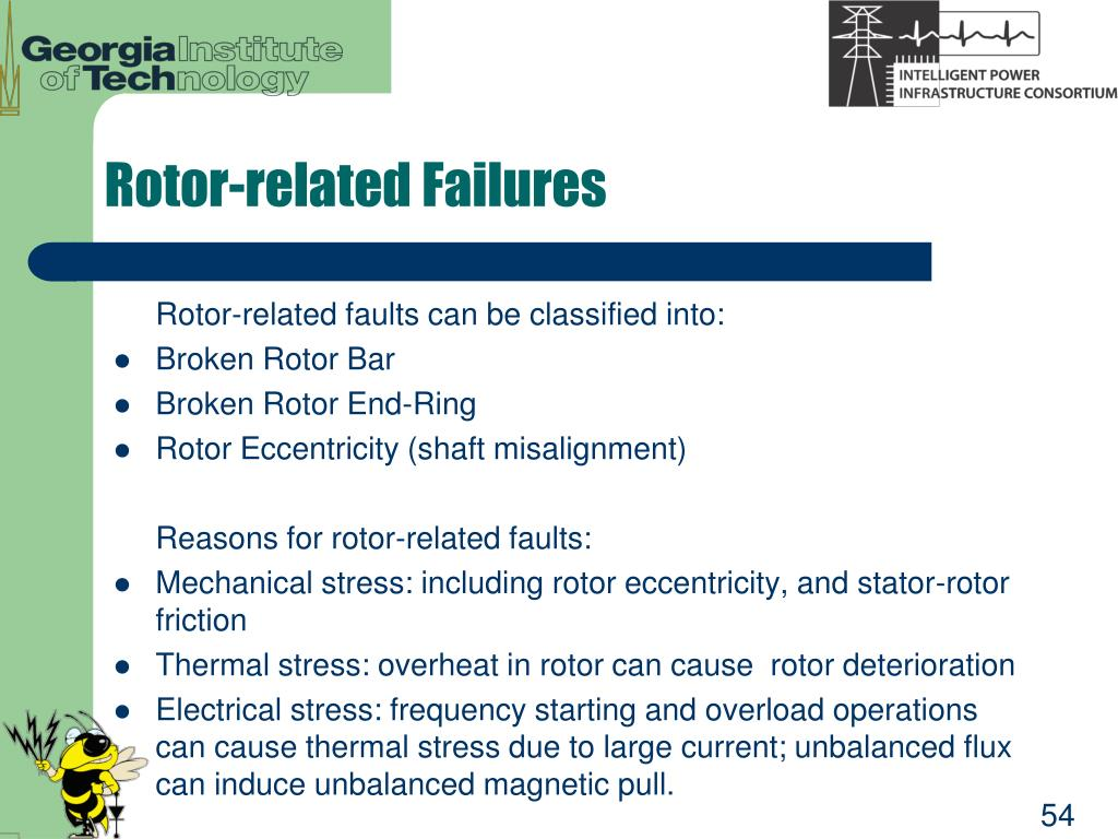 Rotor-related Failures