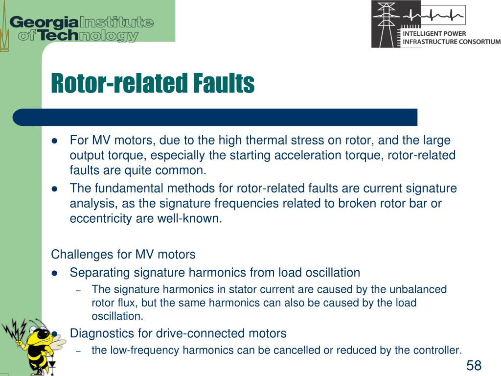 Rotor-related Faults