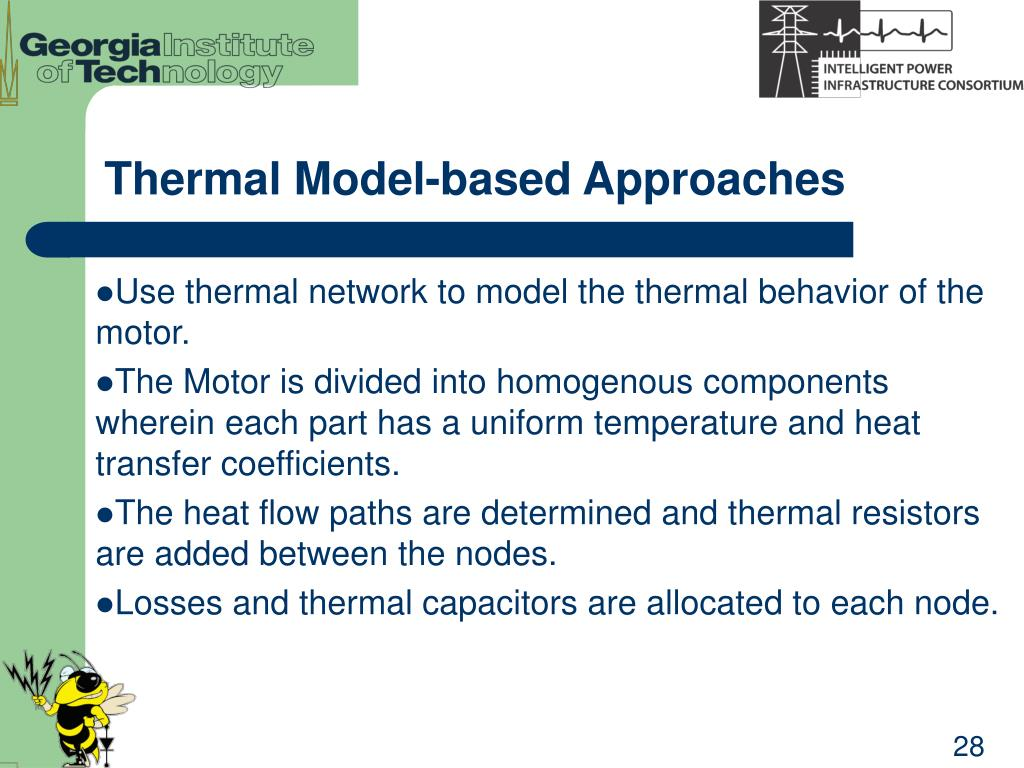 Thermal Model-based Approaches