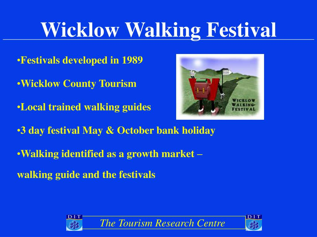 Wicklow Walking Festival