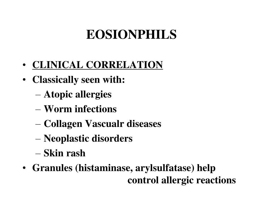 EOSIONPHILS