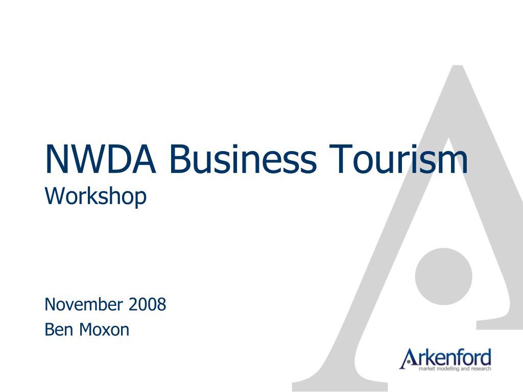 NWDA Business Tourism