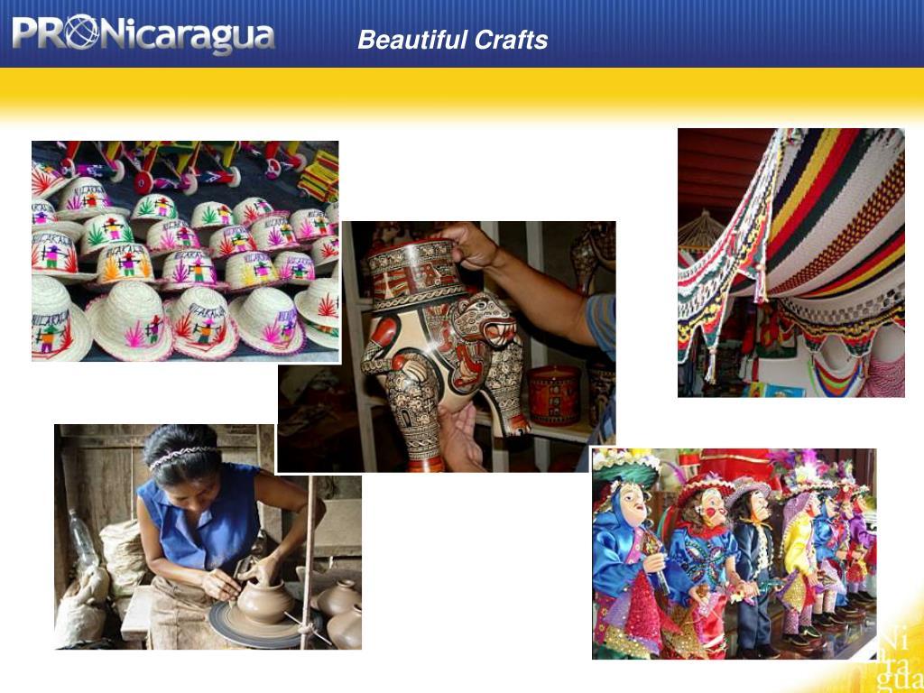 Beautiful Crafts