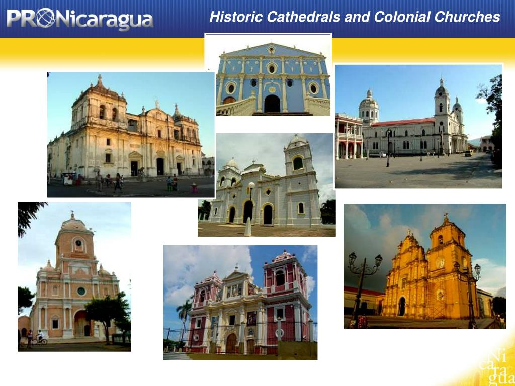 Historic Cathedrals and Colonial Churches