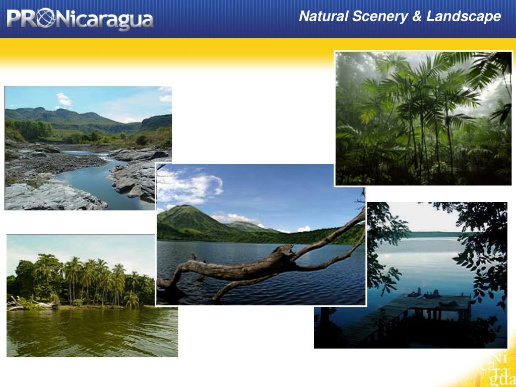 Natural Scenery & Landscape