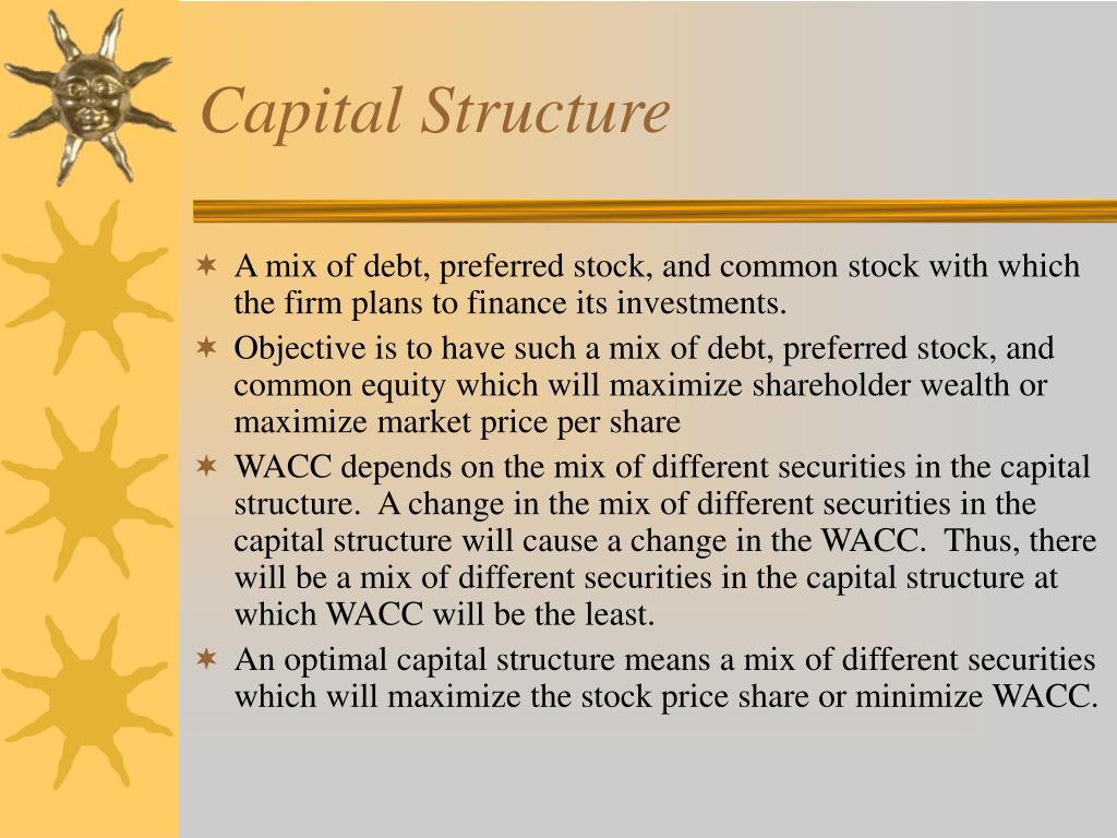 the capital structure decisions of new The capital structure decisions of new firms alicia m robb and david robinson ()  no 16272, nber working papers from national bureau of economic research, inc abstract: this paper investigates the capital structure choices that firms make in their initial year of operation, using restricted-access data from the kauffman firm survey.