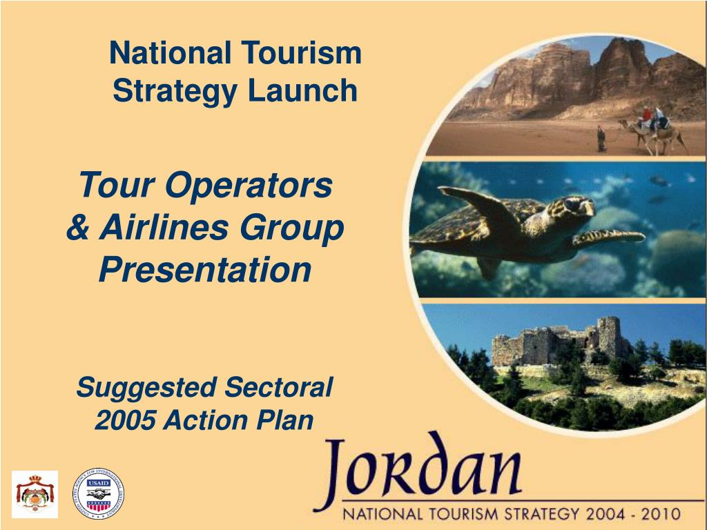 National Tourism Strategy Launch