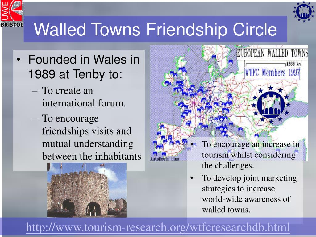 Founded in Wales in 1989 at Tenby to: