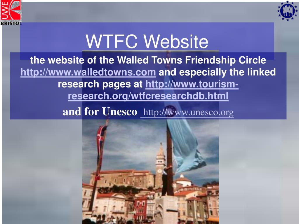 WTFC Website